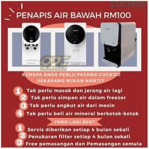 Penapis AIR CUCKOO Cherang Ruku FHYH