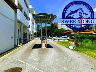 TAMAN PELANGI INDAH 700SF 1CP CHEAPEST UNIT at JELUTONG [WORTHBUY]