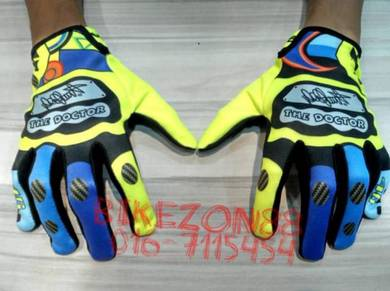 Glove VR46 Design (soft)