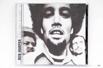 Original CD - BEN HARPER - Will To Live [1997]