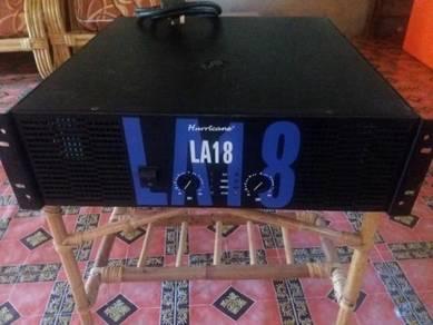 Power Amplifier 1200x2 LA18