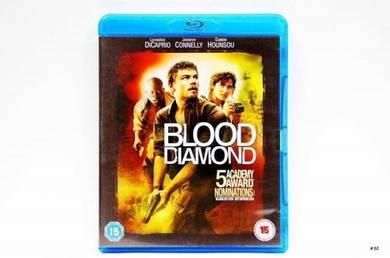 Original Bluray - BLOOD DIAMOND [2006] Blu-ray