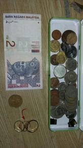 Old coins & old stamp FOR SALE