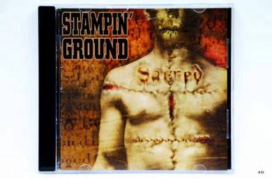Original CD STAMPIN GROUND Carved From Empty Words