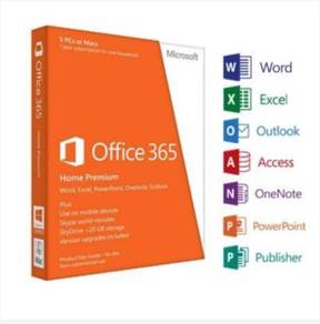 Microsoft Office 365 (Lifetime)