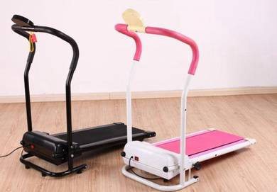 Home gym - treadmill