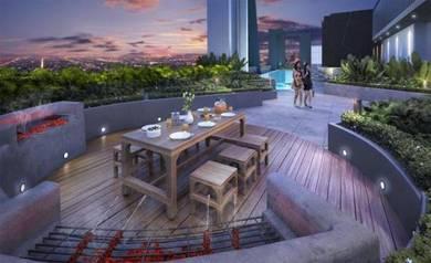 Setapak Renovated Full Furnished Condo 100K Cash Rebate 0% DP