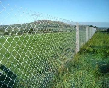 Pasang pagar & Pagar hijau & Pagar duri & Pagar gi