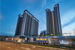 Vina Residency at Cheras, Below market 162k