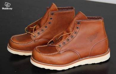 875 RED WING boots shoes American