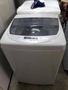 Basuh Mesin LG Fully Washing Machine Auto