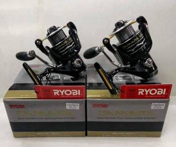 Ryobi Camara 2000 & 4000 [ JAPAN ] Fishing Reel