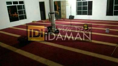 LocalNorth mosque carpet, karpet masjid
