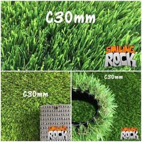 SALE Artificial Grass / Rumput Tiruan C30mm 38