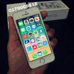 Iphone 5s/32gb storange seconhan