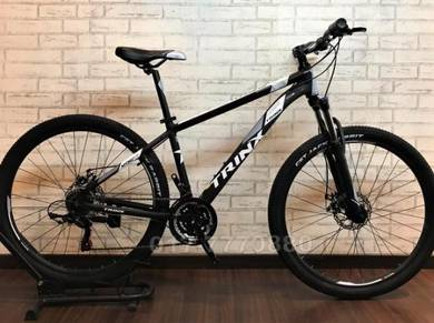2018 TRINX M136 ELITE BIKE SHIMANO Basikal Bicycle