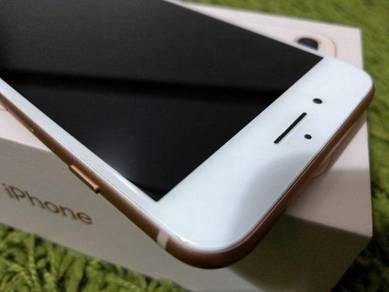 IPhone 8 plus 64gb gold MYset
