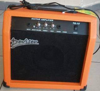 Deviser Lead Electric Guitar Amplifier TG-15Watts