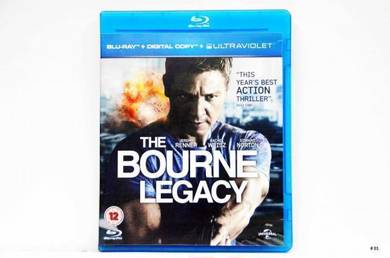 Original Bluray - BOURNE LEGACY [2012] Blu-ray