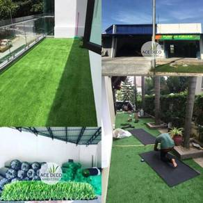 Ready Stock Artificial Grass Rumput Tiruan Carpet