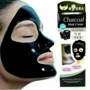 Charchoal mask cream