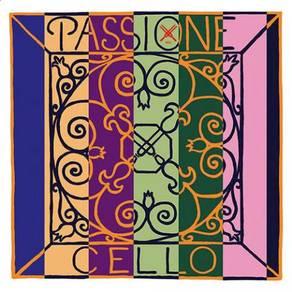Pirastro Passione Cello String, A - medium - 4/4