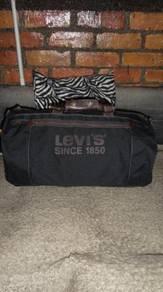 Levis duffle bags