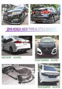 Honda City 2014 Type R bodykit Body kit Bumper
