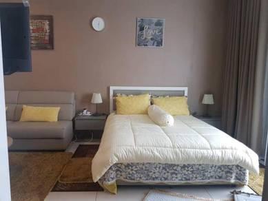 Studio unit fully furnished Evo Bangi