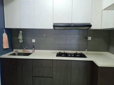 Setapak Ascenda Skyworld 3R2B   Kitchen Cabinet near Bennington