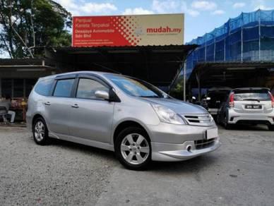 Used Nissan Grand Livina for sale