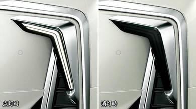 Toyota Alphard AGH30 modellista bumper daylight