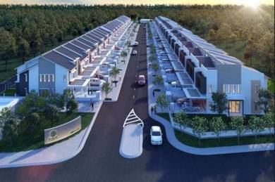 BANGI Freehold 22x75~90 Superlink Rumah 2 Tingkat Harga Dari 545K