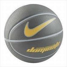 Nike Grey Outdoor Basketball bla keranjang