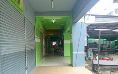 4 Storey Shophouse at 3rd Miles Commercial Centre
