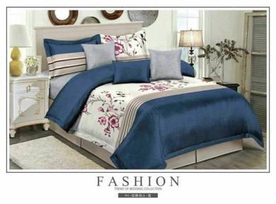 Cadar comforter menawan 4 in 1