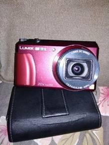 Camera panasonic lumix model DMC-TZ55 untuk dijual