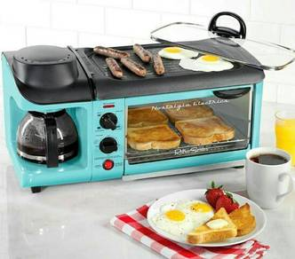 As sern on tv breakfast maker 3in1
