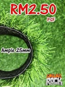 Artificial Grass / Rumput Tiruan 25mm 125