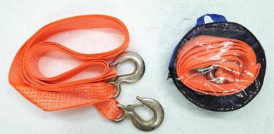 4Mx3Ton Tow / Towing Strap with Hook