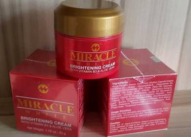 Miracle White Whitening Face Cream
