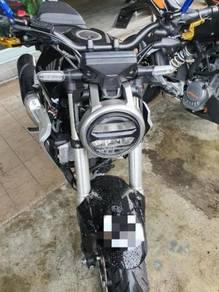 Honda CB250R Tip Top Condition Full
