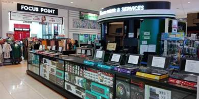 COMPUTER ICT IT store shop outlet Tesco Ampang KL