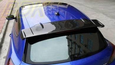 Volkswagen VW Scirocco R Carbon Vortex Spoiler Lip