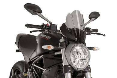 PUIG Touring Windscreen Ducati Monster 1200