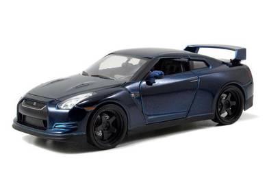 Jada 1/24 Fast & Furious Nissan Skyline GTR (R35)