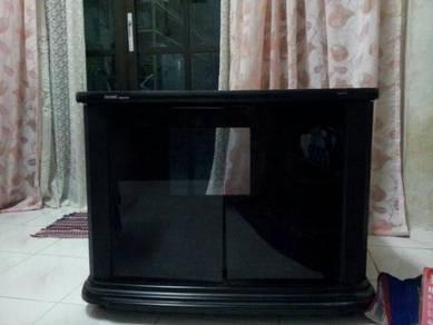 Kabinet television