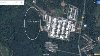 Land adjoining Perindustrian Machang Indah, Bukit Mertajam
