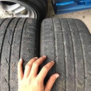 Tyre dunlop