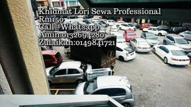 Khidmat sewa_lori professional(no hidden charges)